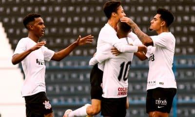 Corinthians - Cruzeiro - Campeonato Brasileiro Sub-20