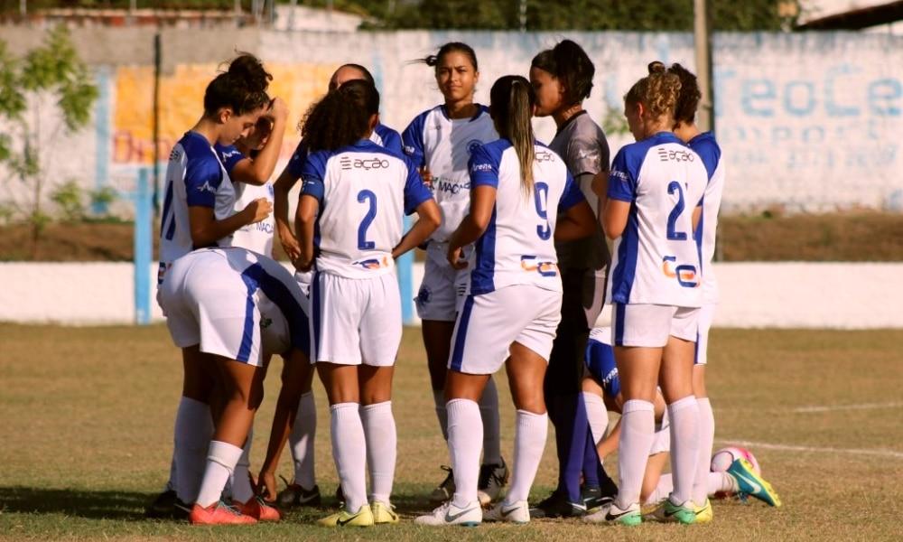 Cruzeiro-RN - Campeonato Brasileiro Feminino A2
