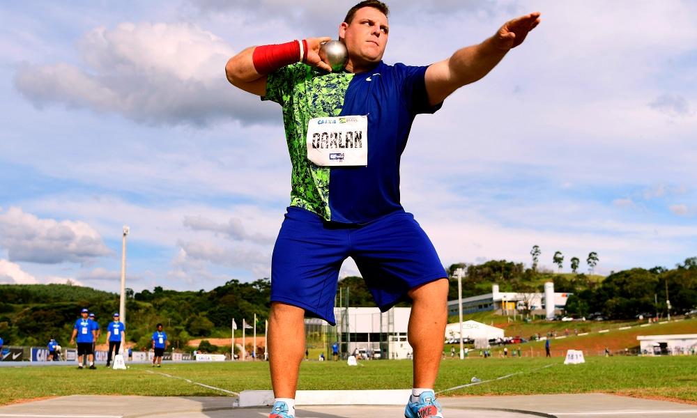 Darlan Romani - GP Brasil Atletismo