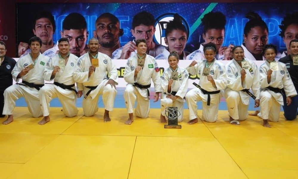 Copa Brasil Interclubes de judô 2020