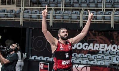 Flamengo x Mogi - NBB