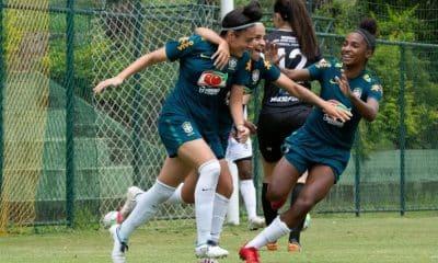 seleção feminina Sub-17 futebol