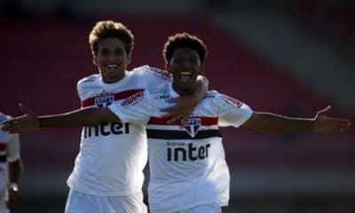 São Paulo - Vitória - Campeonato Brasileiro Sub-20