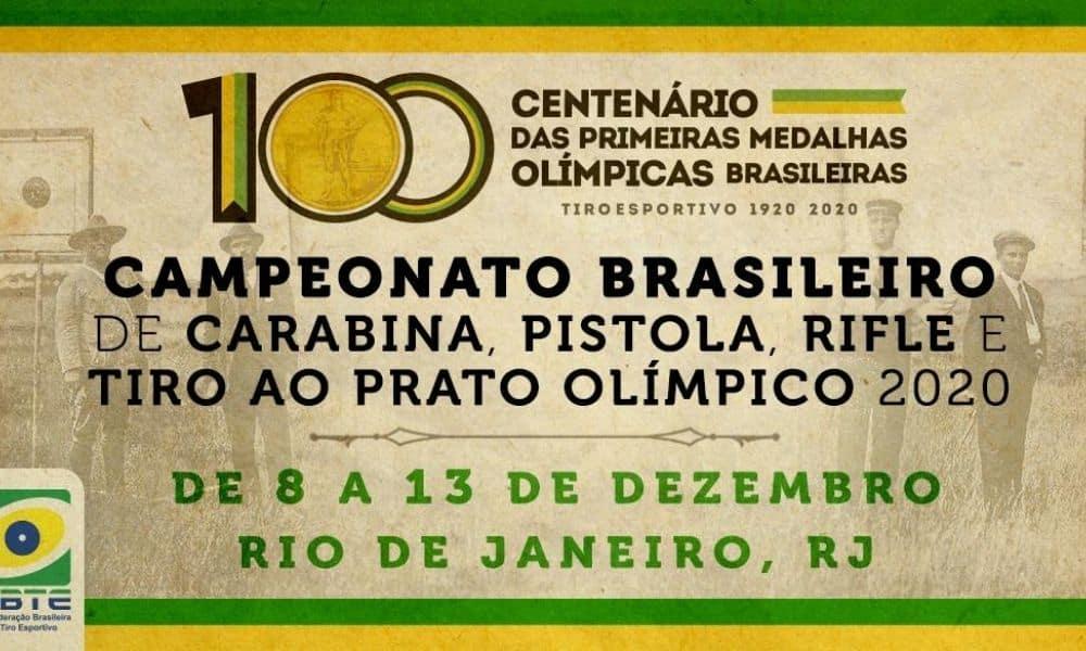 Brasileiro de Tiro Esportivo 2020