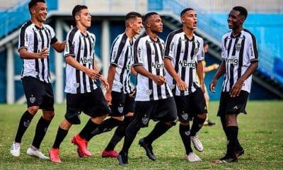 Copa do Brasil Sub-17 sub-20 atlético-mg brasileiro sub-20