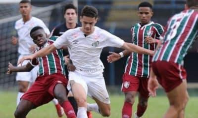 Santos x Atlético-MG - Brasileiro Sub-17