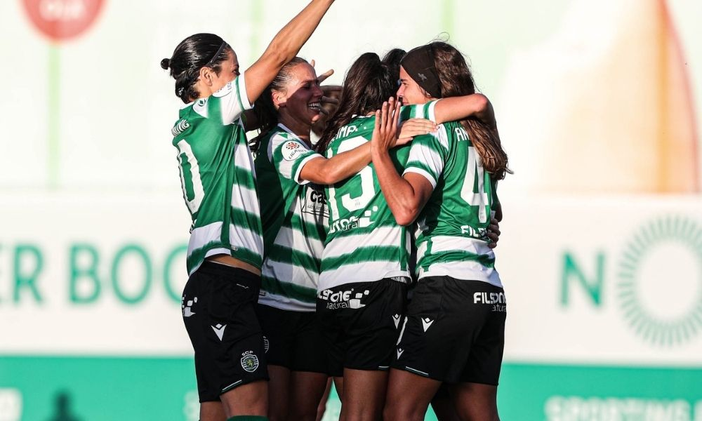 Raquel Fernandes - Sporting - Campeonato Português