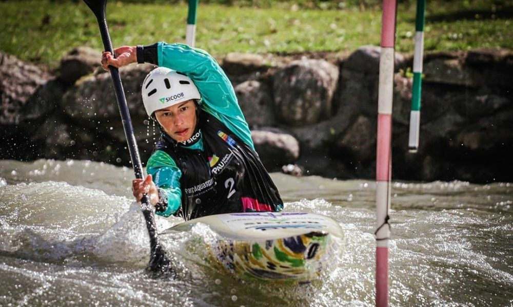 ana sátila copa do mundo canoagem slalom
