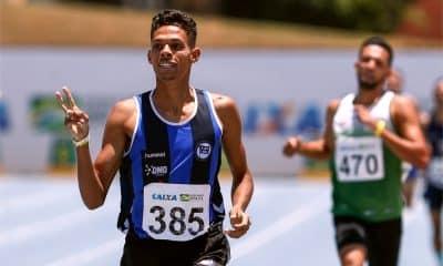 Eduardo Ribeiro - Campeonato Brasileiro Sub-20 de atletismo