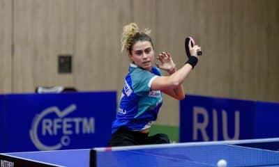 Bruna Takahashi estreia com o pé direito no Masters da Espanha