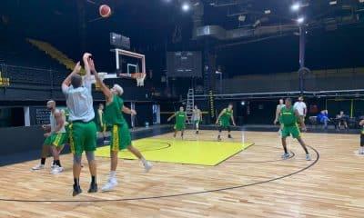 Seleção Brasileira volta às quadras nesta sexta-feira