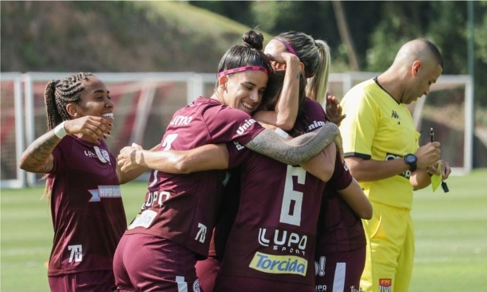 Ferroviária e Red Bull Bragantino - Paulista feminino de futebol ao vivo ferroviária x libertad libertadores de futebol feminino