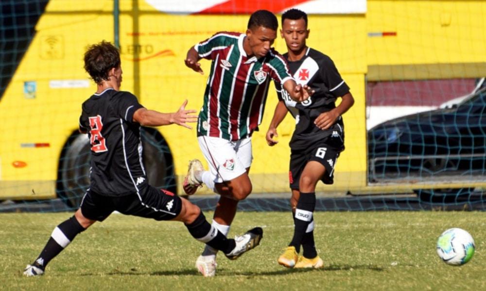 Fluminense x Chapecoense - Brasileiro Sub-20