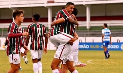 Coritiba - Fluminense -Vila Nova-GO - Santos - RB Bragantino - Campeonato Brasileiro de Aspirantes