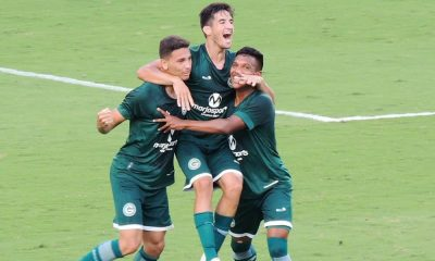 Goiás x Vitória - Brasileiro Sub-20