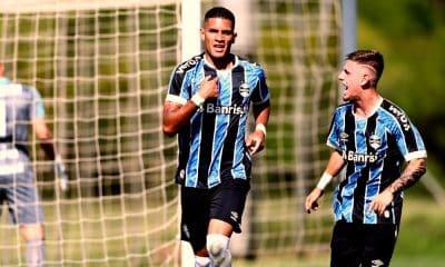 Grêmio - Goiás - Campeonato Brasileiro Sub-20