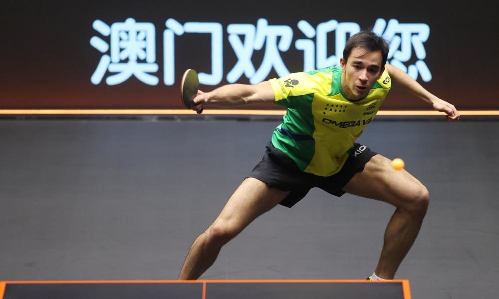 Hugo Calderano - WTT de Macau