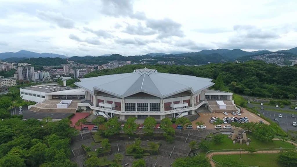 Semana olímpica  Mundial de Gunástica 2021 Kitakyushu General Gymnasium