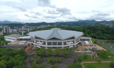 Mundial de Gunástica 2021 Kitakyushu General Gymnasium