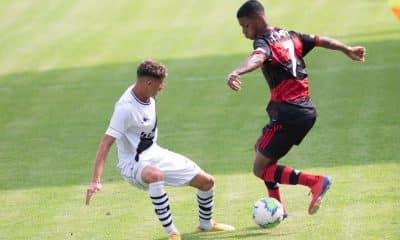 Vasco e Flamengo ficam no empate em 1 a 1