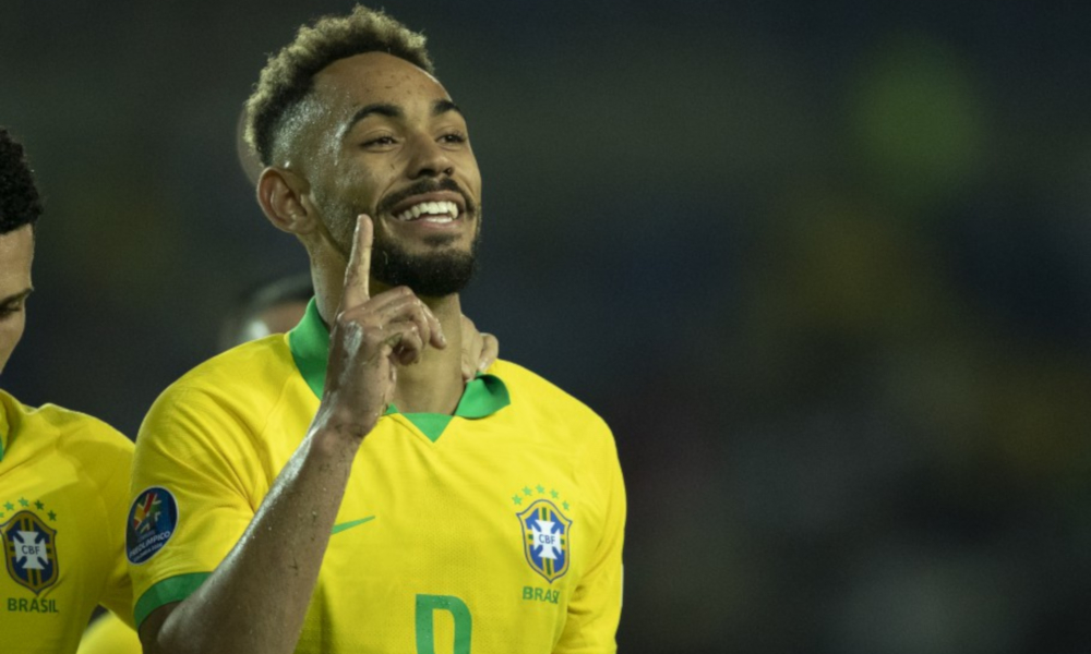 Os atletas brasileiros do futebol masculino buscam o bicampeonato dos Jogos Olímpicos (Lucas Figueiredo/CBF)