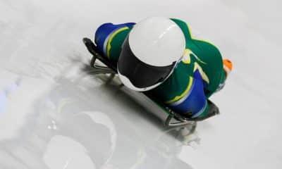 Nicole Silveira participa da Copa do Mundo de Skeleton