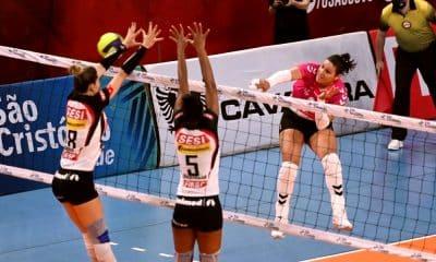 Osasco e Bauru - Osasco - Sesi Vôlei Bauru - Superliga feminina
