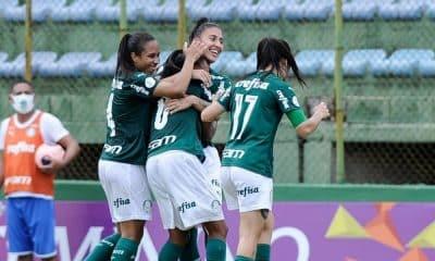 Palmeiras - São José - Campeonato Paulista Feminino