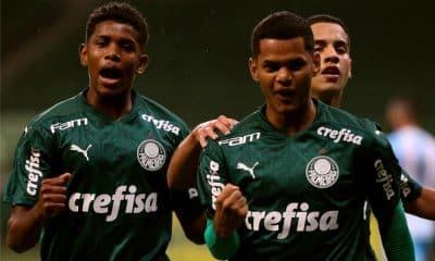 América-MG x Palmeiras - Brasileiro Sub-20