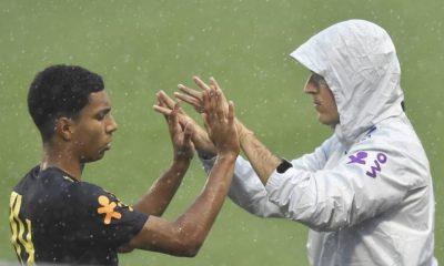 Seleção Brasileira Sub-17 faz 5 a 1 em jogo preparatório diante da equipe Sub-20 do Guarani e performance é aprovada pelo técnico Paulo Victor
