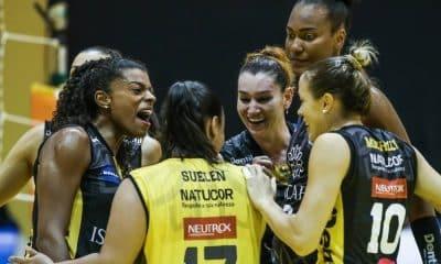 Praia Clube - São Paulo/Barueri - Superliga Feminina