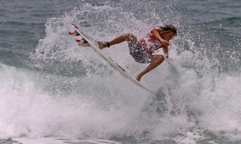 Ryan Kainalo - Hang Loose Surf Attack