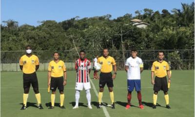 São Paulo Bahia Copa do Brasil Sub-20 Ao vivo
