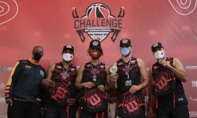 São Paulo DC- Santos - Challenger Internacional de basquete 3x3