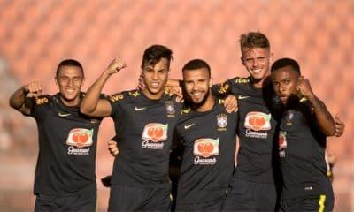 Seleção brasileira Sub-20 - André Jardine - Sul-Americano Sub-20