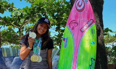 Sophia Medina - CBSurf Junior Tour