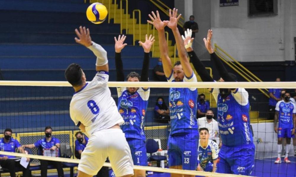 Maurício Souza - seleção brasileira de vôlei masculino - Jogos Olímpicos de Tóquio 2020 - Olimpíada - meio-de-rede