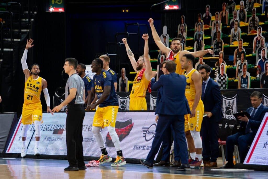 3 jogos envolvendo brasileiros ocorreram pela Liga ACB (Campeonato Espanhol de basquete masculino); Marcelinho Huertas, Vitor Benite e Augusto Lima venceram