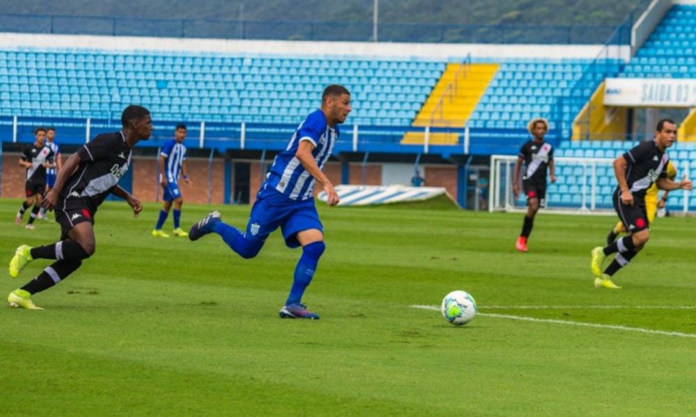Vasco e Avaí disputam o jogo de volta das quartas da Copa do Brasil Sub-20 no Rio de Janeiro (André Palma Ribeiro/Avaí F.C.)