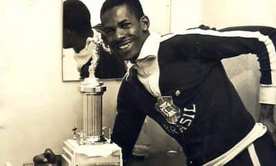 Adhemar Ferreira da Silva - Melbourne 1956