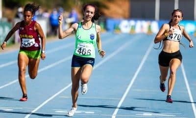Ana Oliveira 100 m Brasileiro Sub-18 de atletismo