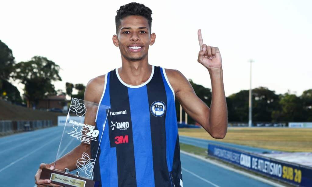 Eduardo Ribeiro Eduardo Moreira Eduardo Moreira Ribeiro Brasileiro Sub-20 de atletismo