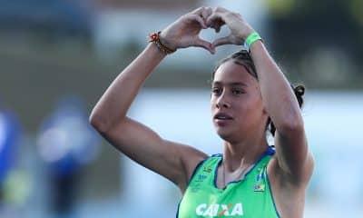 Brasileiro Sub-20 atletismo Marina Siqueira campeã 400 m