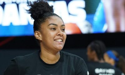 Damiris Dantas Vera Cruz Campinas Campeonato Paulista Feminino Minnesota Lynx WNBA basquete feminino