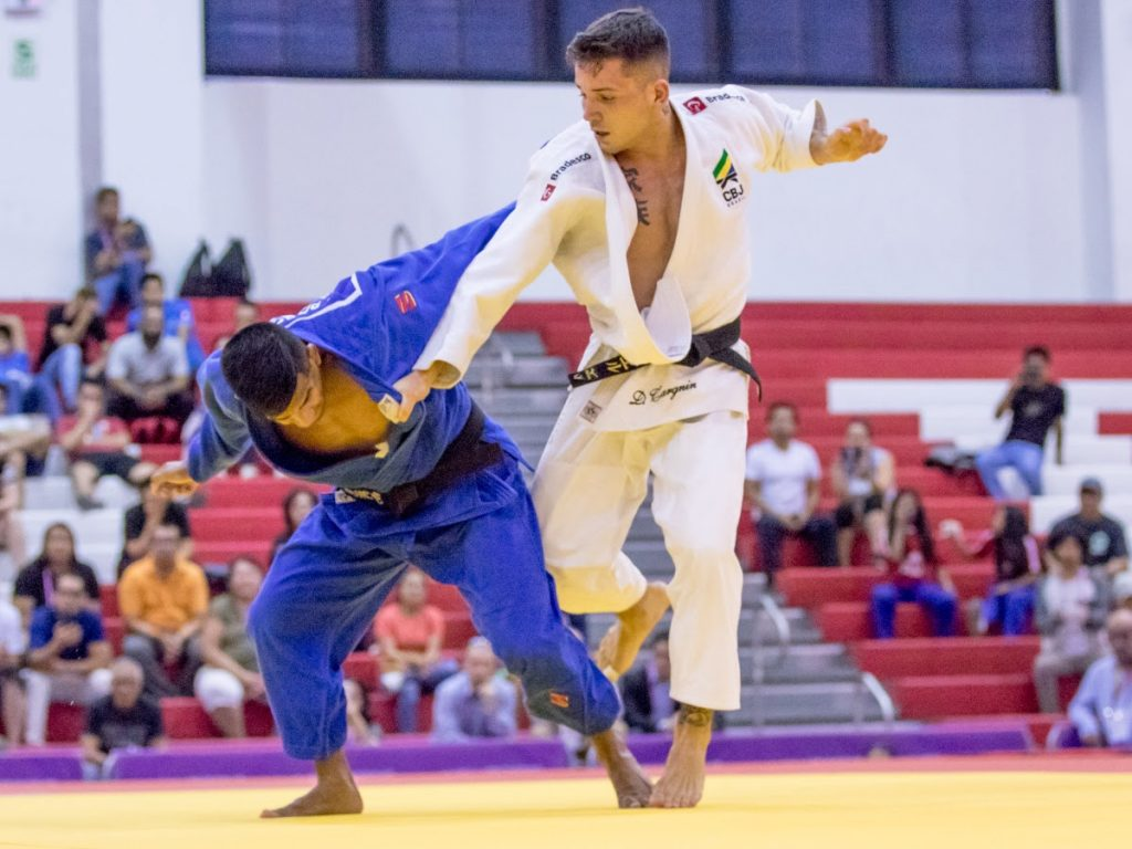 Daniel Cargnin Juan Postigos Campeonato Pan-Americano de judô convocação seleção brasileira