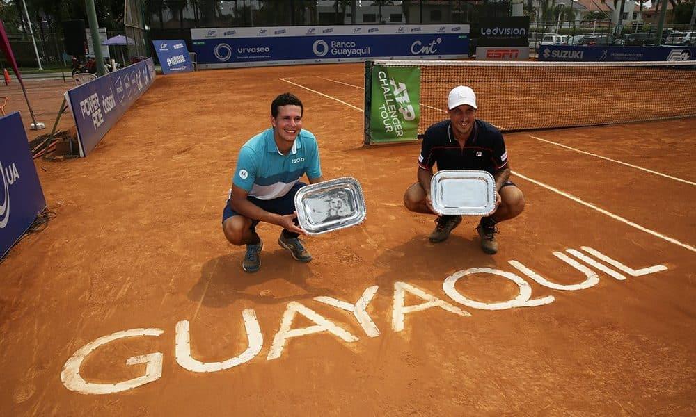 Felipe Meligeni Luis Martinez campeão Challenger de Guayaquil