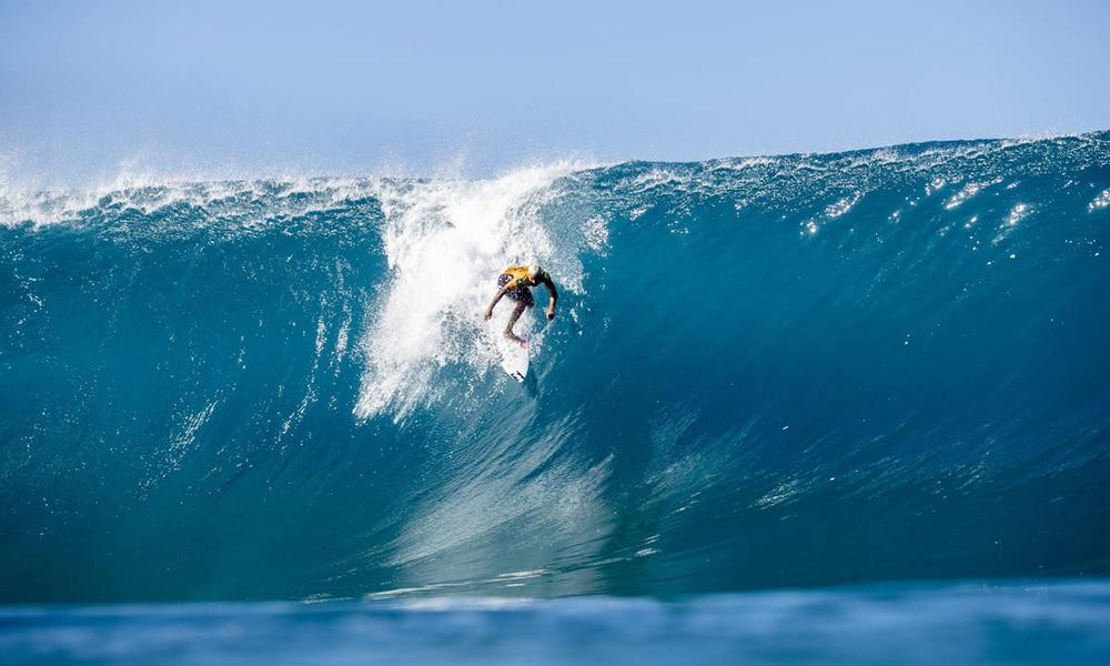 Ítalo Ferreira circuito mundial de surfe wsl pipeline pipe masters Havaí Assista ao vivo: Mundial de surfe - World Surf League
