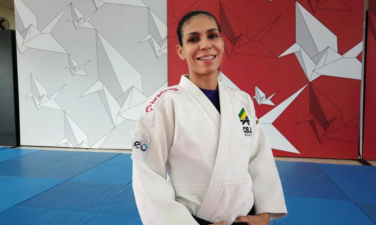 Jéssica pereira categoria nova judô 57 kg seleção brasileira de judô Pindamonhangaba