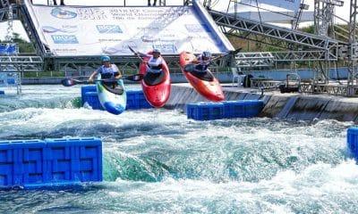 Canoagem Slalom Extreme - Paris 2024