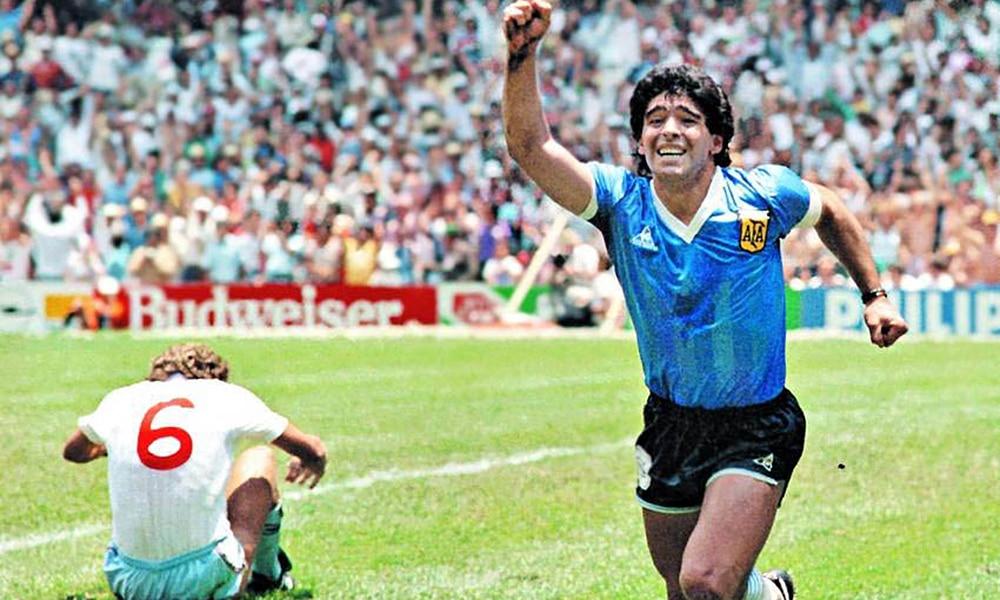 maradona homenagens mundo olímpico